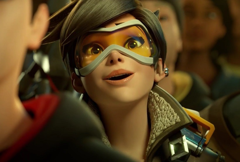 Tracer crowd
