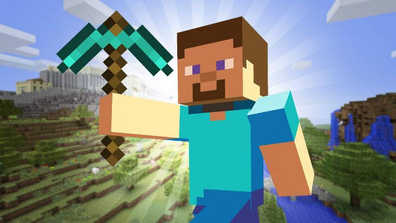 Minecraft ahhh