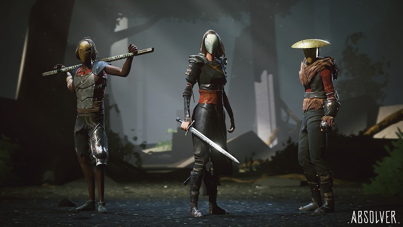 Absolver melee combat coming in 2017