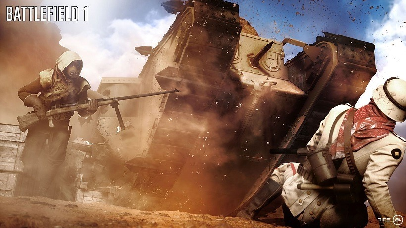 Battlefield 1 is making World War 1 interesting 2