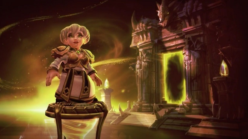 Chromie Heroes of the Storm (2)