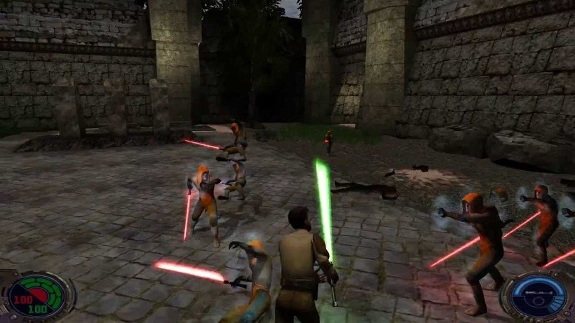 Classic Star Wars games on sale at GOG 2
