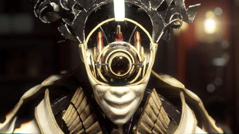 Dishonored 2 release date revealed 2
