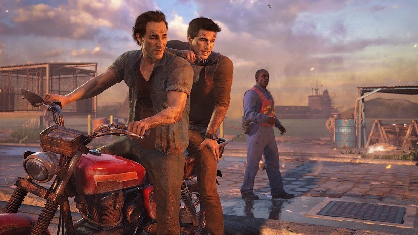 Even Uncharted 4 suffers from over-extension