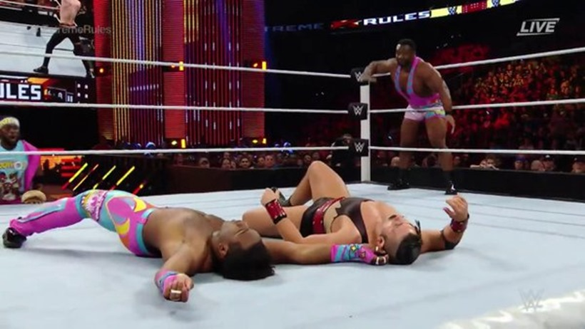Extreme Rules (10)