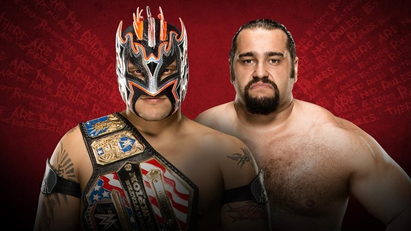 Extreme Rules (6)