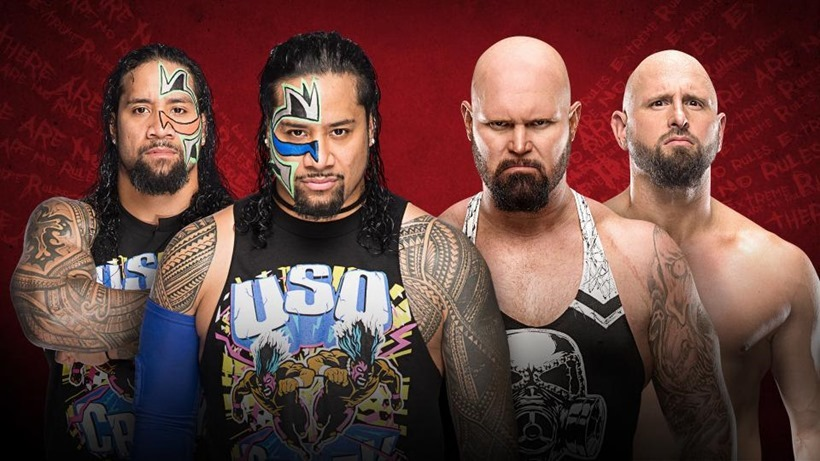Extreme Rules (8)