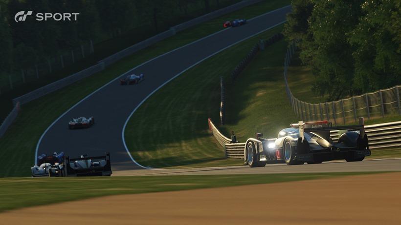 GT Sport Header