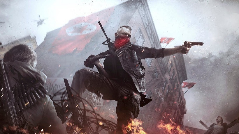 Homefront The Revolution credits are an excuse of quality