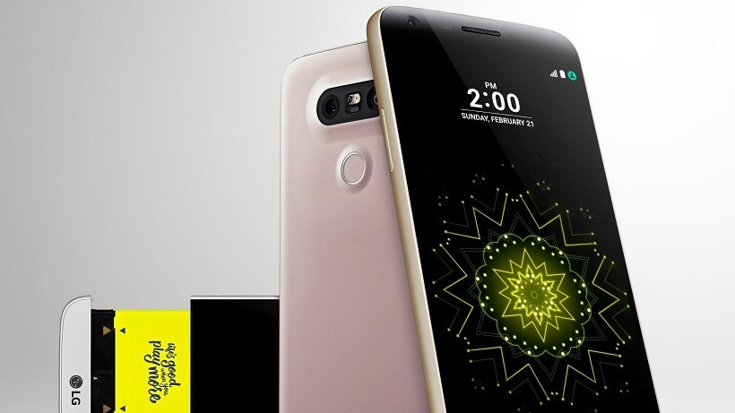 LG G5 review feature