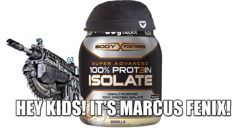 Marcus-Fenix