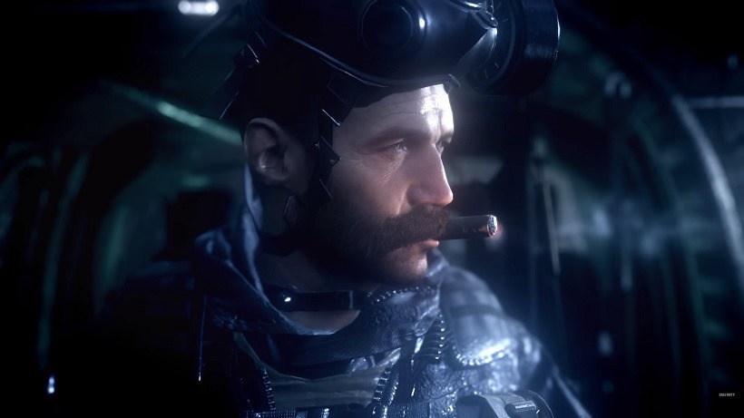Modern Warfare Remastered requires Infinite Warfare 2