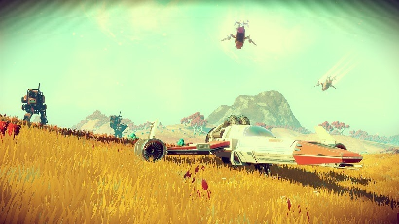 No Man's Sky delayed into August 2