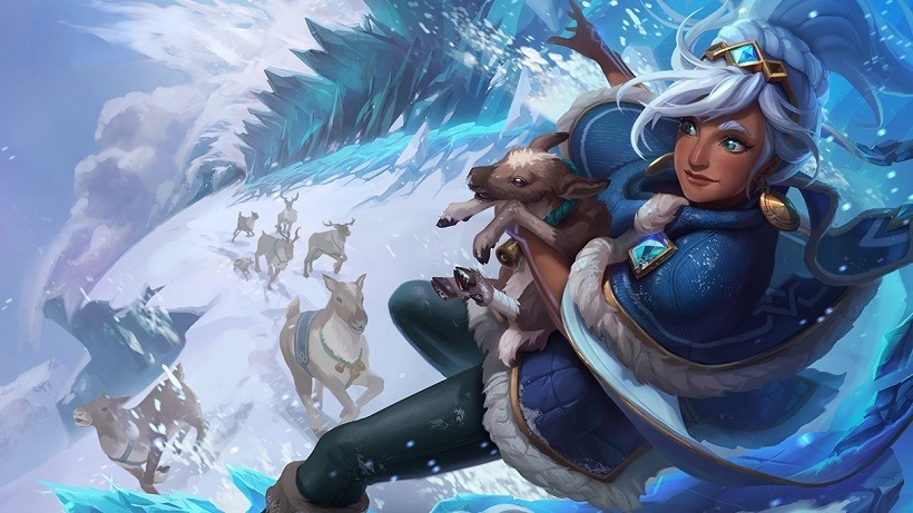 Patch 6.10 for League of Legends