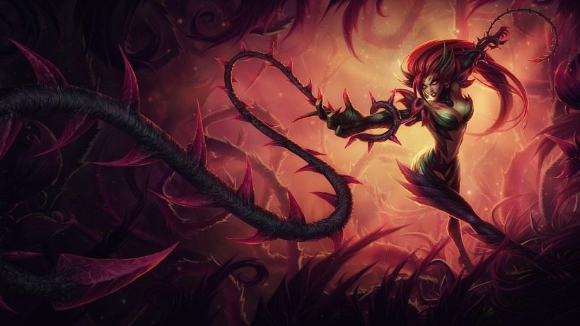Patch 6.9 for League of Legends header