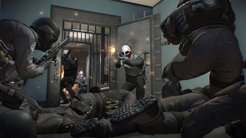 PayDay 3 confirmed as franchise rights change hands