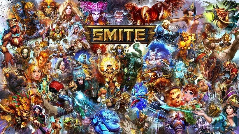 SMITE header