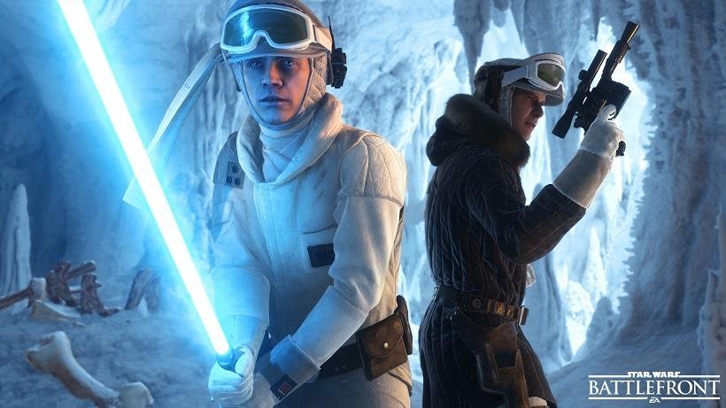 Star wars Battlefront sequel in 2017 confirmed by EA