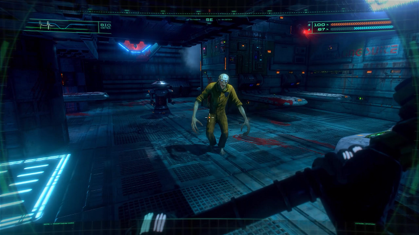 System Shock Remastered coming to Kickstarter