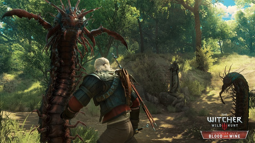 The Witcher 3 Blood and Wine launch trailer is incredible2