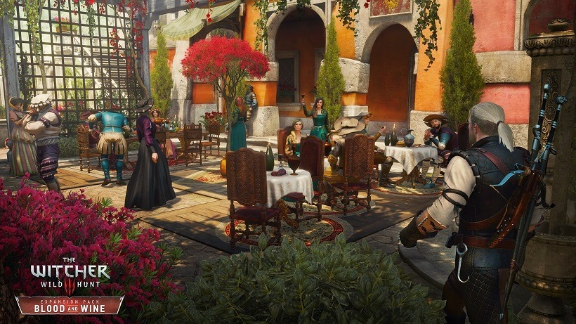 Thw Witcher 3 Blood and Wine screenshots 1