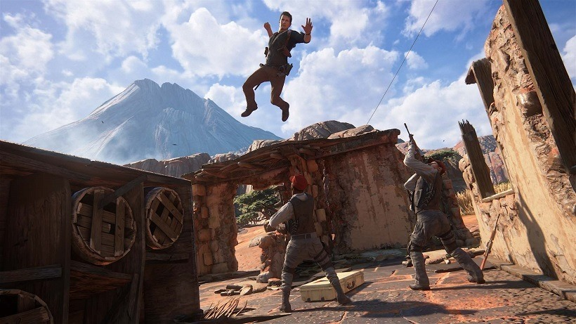Uncharted 4 has some hilariously meta secrets
