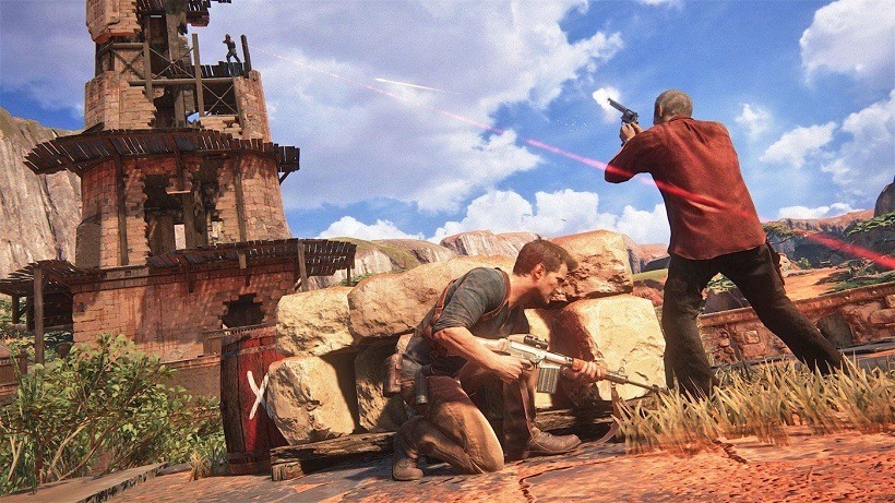 Uncharted 4 review-round up 1