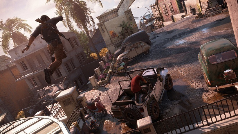 Uncharted 4 review-round up 4