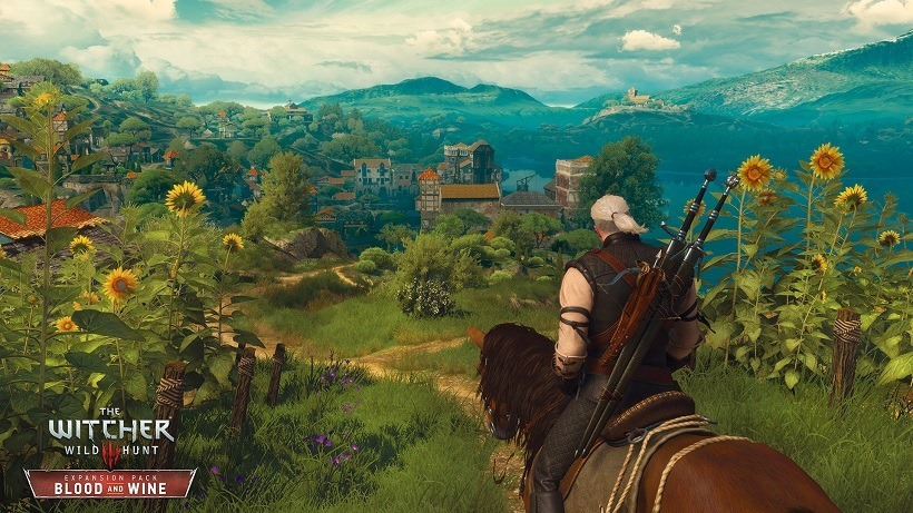 Witcher 3 Blood and Wine release date leak