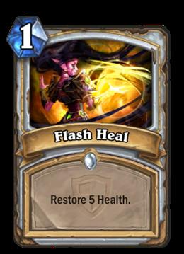 Hearthstone Heal