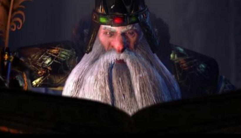 Total warhammer dwarves