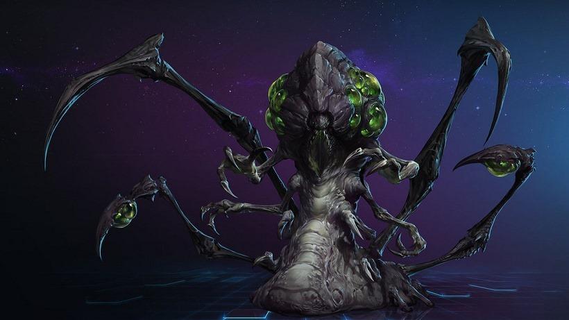 Abathur StarCraft II