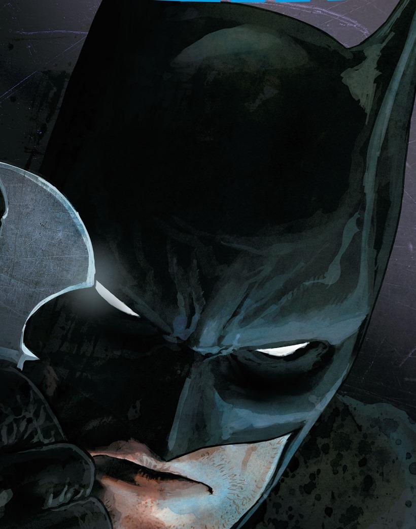 Batman Rebirth (1)