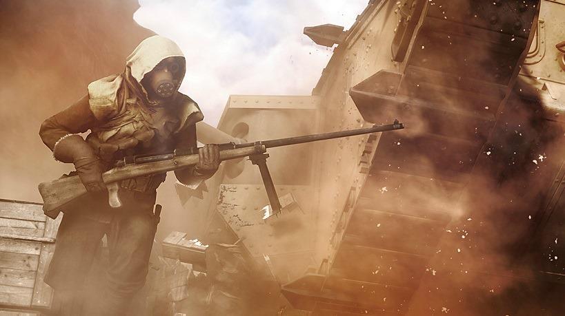 Battlefield 1 multiplayer footage showcases gorgeous visuals2