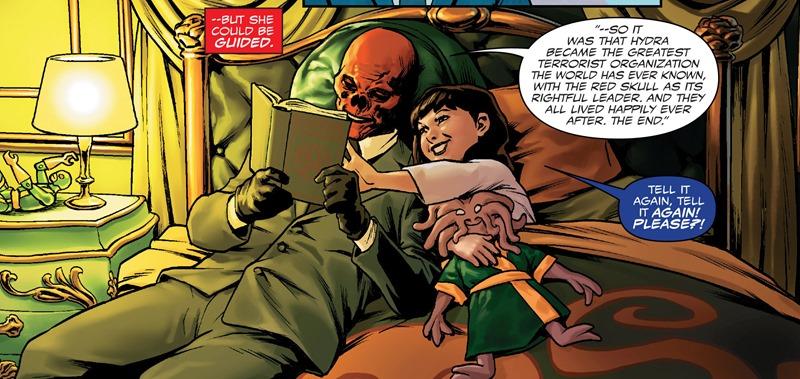 Captain America - Steve Rogers 002-012