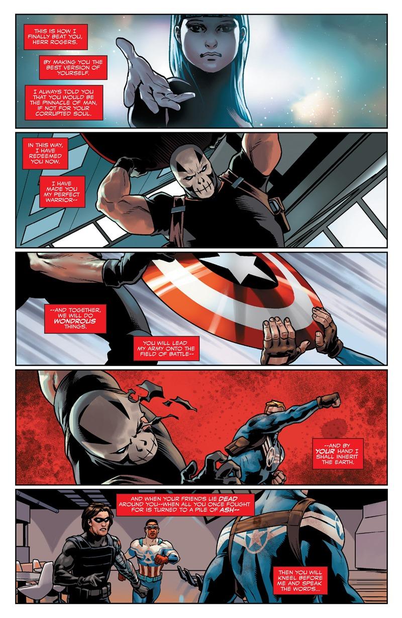 Captain America - Steve Rogers 002-020