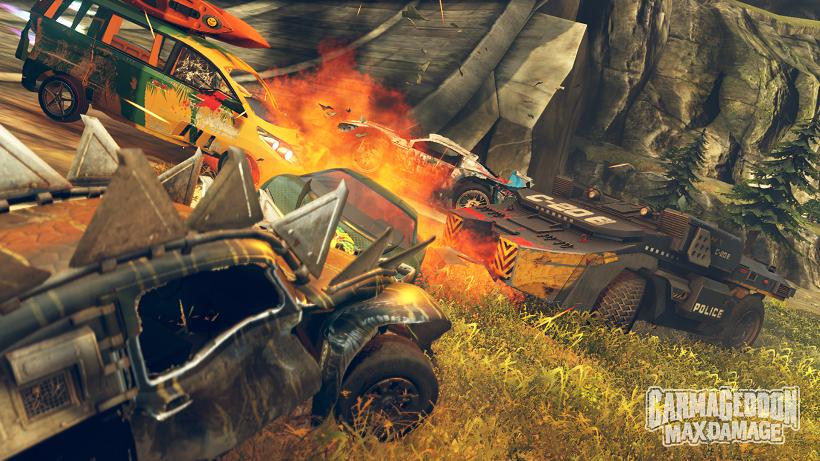 Carmageddon Max Damage (5)