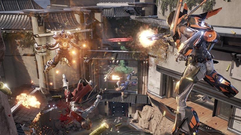 E3 Lawbreakers Preview 4