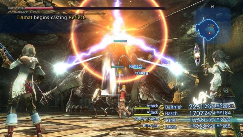 Final Fantasy XII Remaster feature