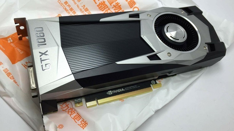 GTX 1060 leaked in new photos