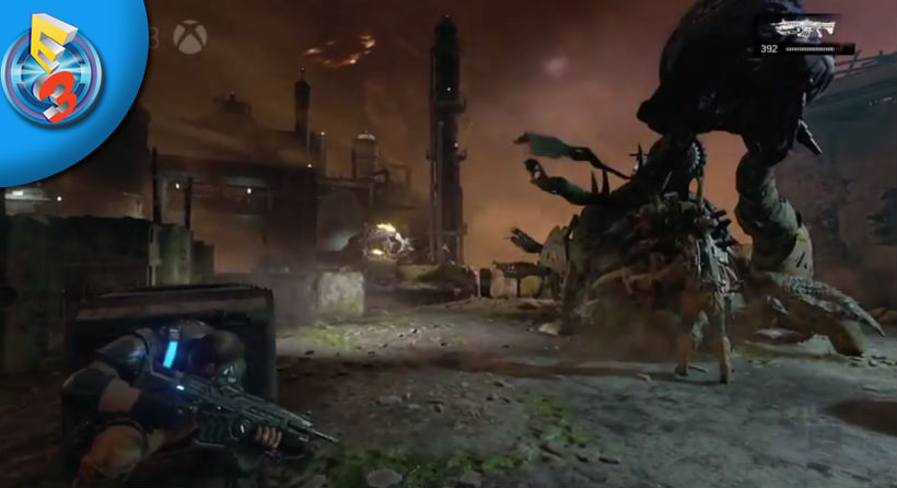 Gears of War 4 E3