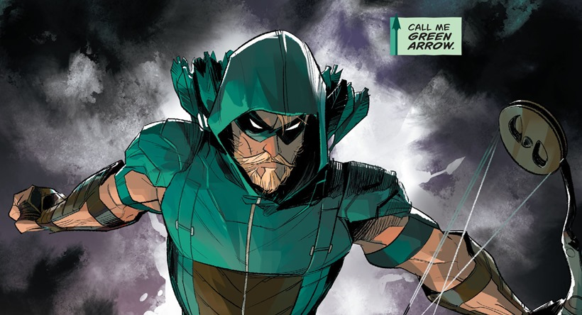 Green Arrow Rebirth (7)