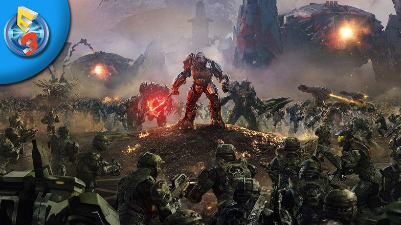 Halo Wars 2 E3