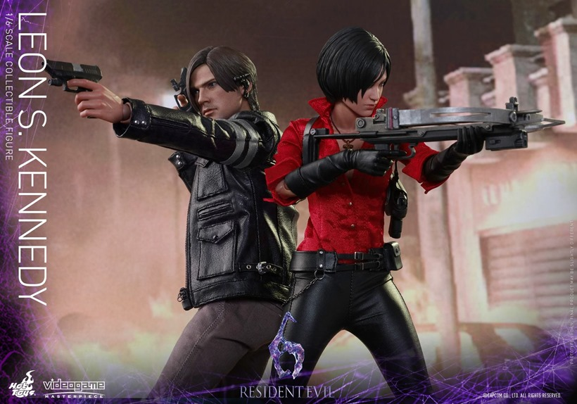 Hot Toys Ada and Leon (2)