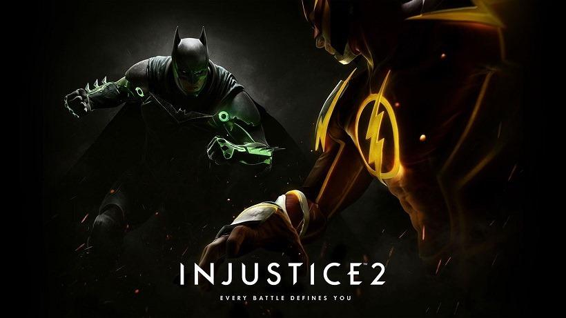 Injustice 2 E3 Preview 1