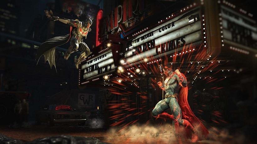 Injustice 2 E3 Preview 2
