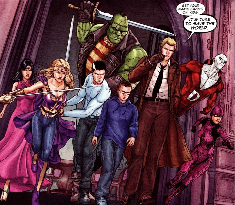 Justice League Dark (2)