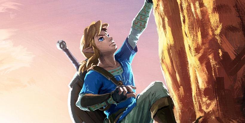 Legend of Zelda Breath of the wild (2)