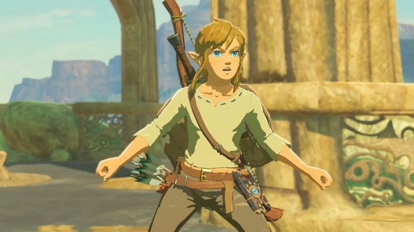 Link will always be the hero of The Legend of Zelda 2