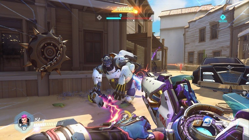 Overwatch finally gets its competitive play